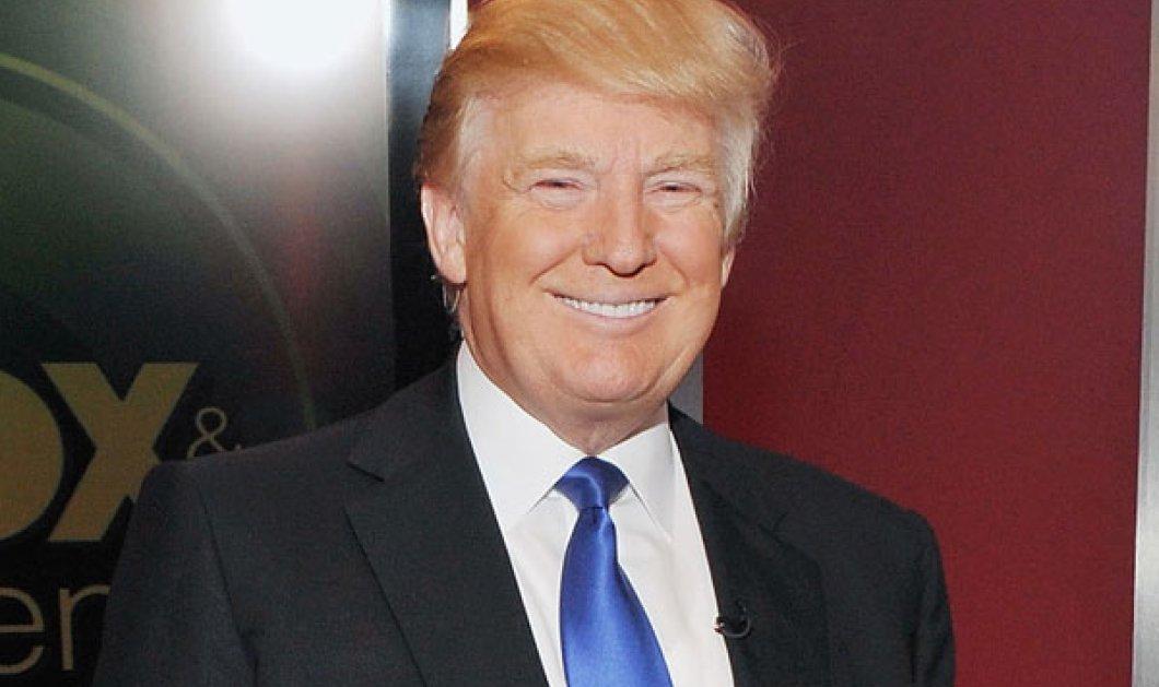 """Ντόναλντ Tραμπ: """"Θέλω να γίνω Πρόεδρος των ΗΠΑ"""" - Η περιουσία του, τα πρώτα χρόνια και η χρεοκοπία του - Κυρίως Φωτογραφία - Gallery - Video"""