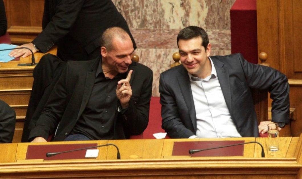 Οι γοητευτικοί ερασιτέχνες της ελληνικής κυβέρνησης: «Η διάσωση της Ελλάδας έχει καταντήσει φάρσα» - Κυρίως Φωτογραφία - Gallery - Video