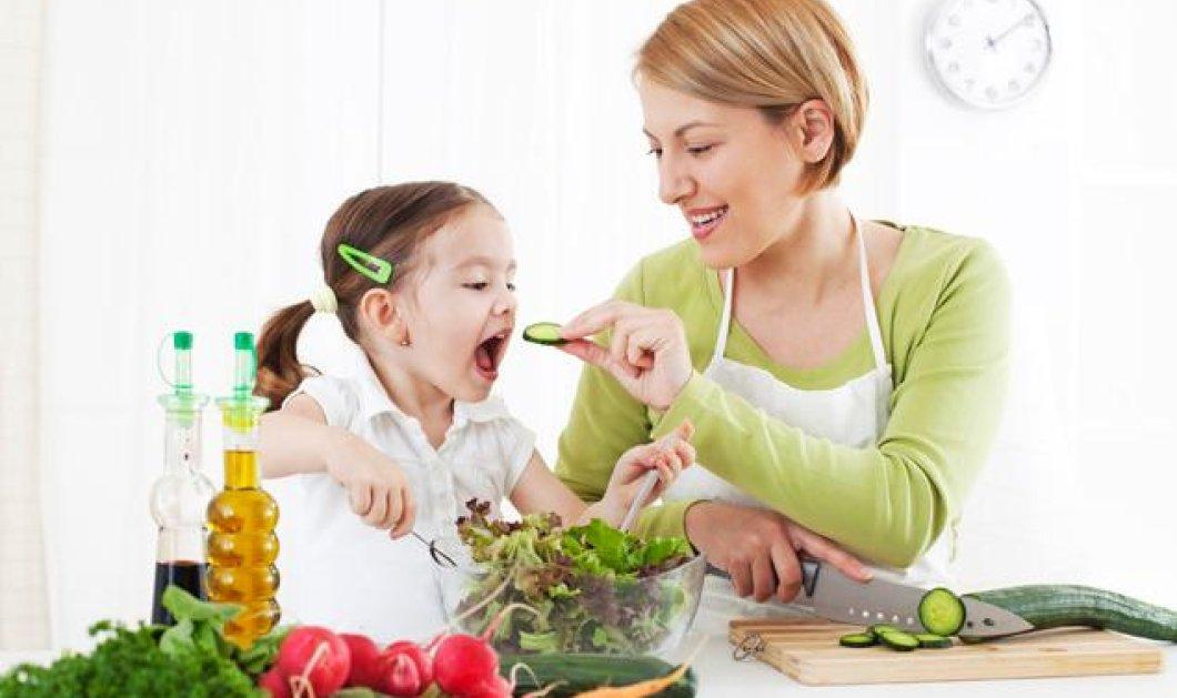 Ιδού το πιο αποτελεσματικό κόλπο για να τρώνε τα παιδιά σας λαχανικά - Δεν πάει το μυαλό σας... - Κυρίως Φωτογραφία - Gallery - Video