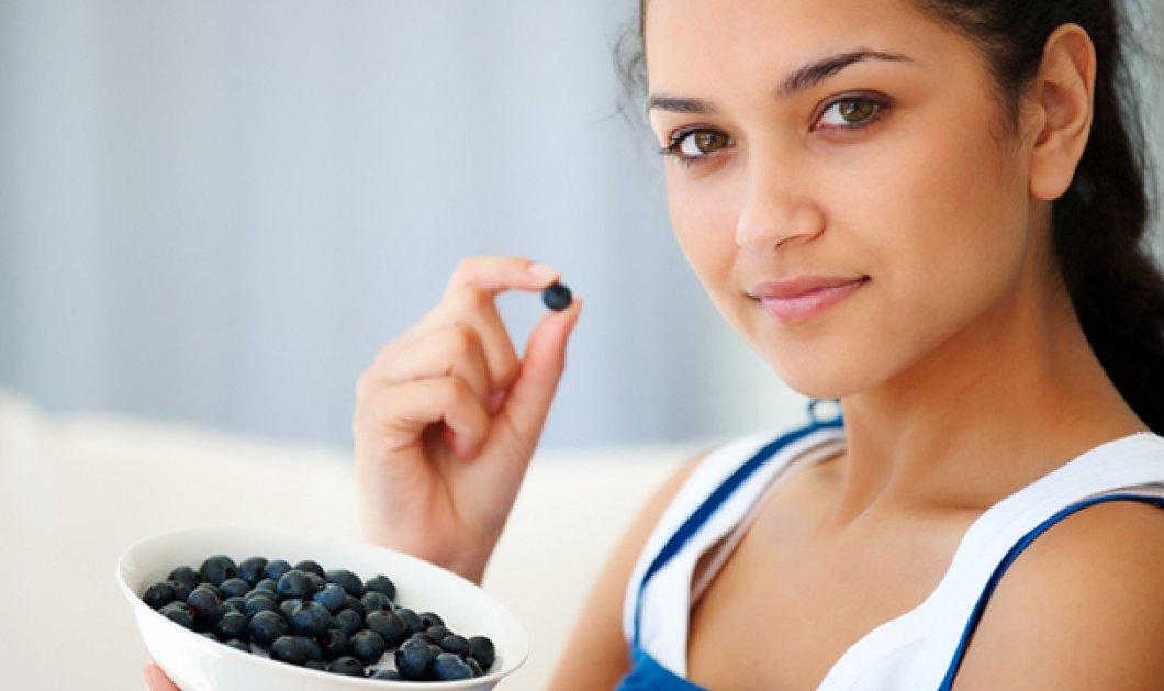 Κάντε την δίαιτα των μούρων & κάψτε θερμίδες εύκολα και γρήγορα - Κυρίως Φωτογραφία - Gallery - Video