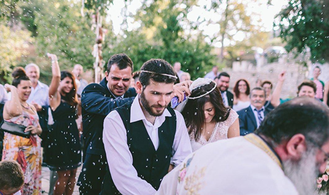 Vintage: Μοναδικός σε παράδοση, μελωδίες, μαντινάδες & γλυκά ο Κρητικός γάμος - Κυρίως Φωτογραφία - Gallery - Video