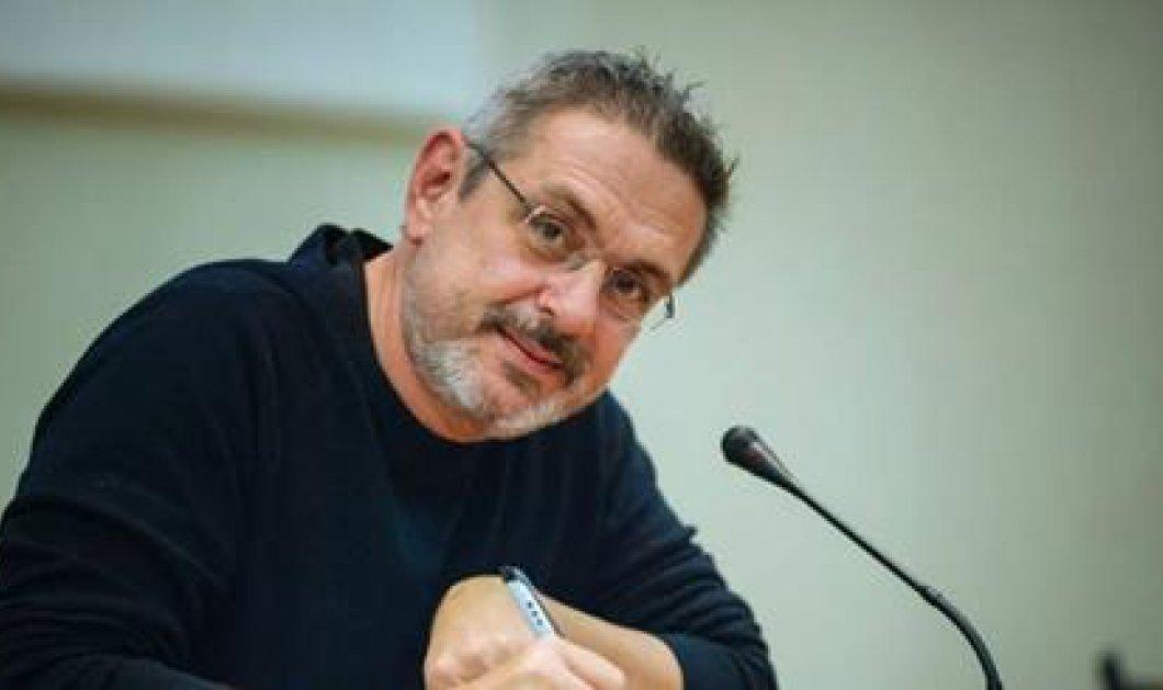 Ο  Άγγελος Τσέκερης  υπεύθυνος τους γραφείου Τύπου του Πρωθυπουργού στην θέση του Θ. Μιχόπουλου    - Κυρίως Φωτογραφία - Gallery - Video