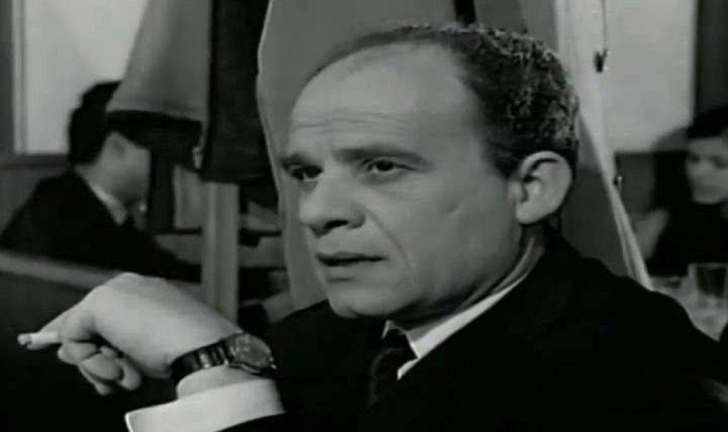 Πέθανε ο ηθοποιός Γιώργος Βελέντζας -σπουδαίος καρατερίστας του ελληνικού σινεμά - Κυρίως Φωτογραφία - Gallery - Video