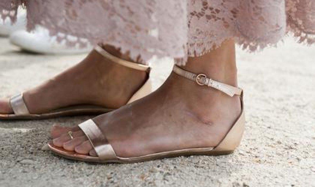 Υπέροχα μοντέρνα και άνετα σανδάλια από 9,99€ - Κυρίως Φωτογραφία - Gallery - Video