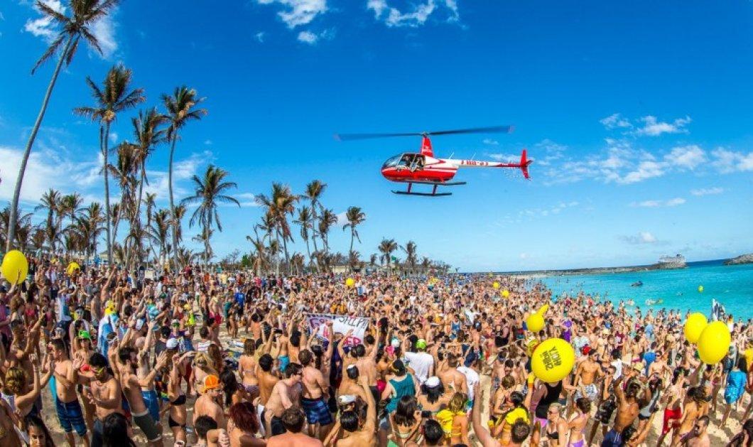 Απόφαση του υπουργείου Οικονομικών: Ξεχάστε τα parties και τη δυνατή μουσική αυτό το καλοκαίρι - Κυρίως Φωτογραφία - Gallery - Video