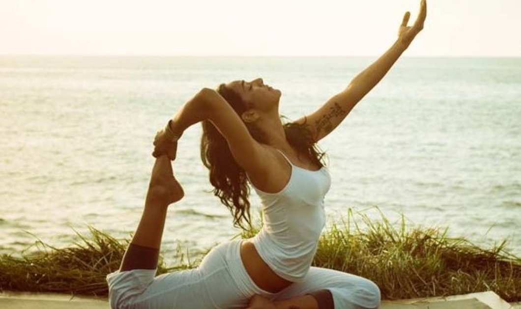 Dance Yoga: Η... δυναμική εκδοχή του ζεν: Άψογο κορμί ανεβασμένη διάθεση   - Κυρίως Φωτογραφία - Gallery - Video