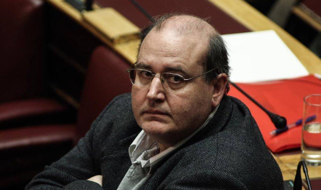 Άναψαν τα αίματα στην Κ. Ε. του ΣΥΡΙΖΑ! - Φίλης: Ο Βαρουφάκης έχει πει πολλές μαλ@@@@@!  - Κυρίως Φωτογραφία - Gallery - Video