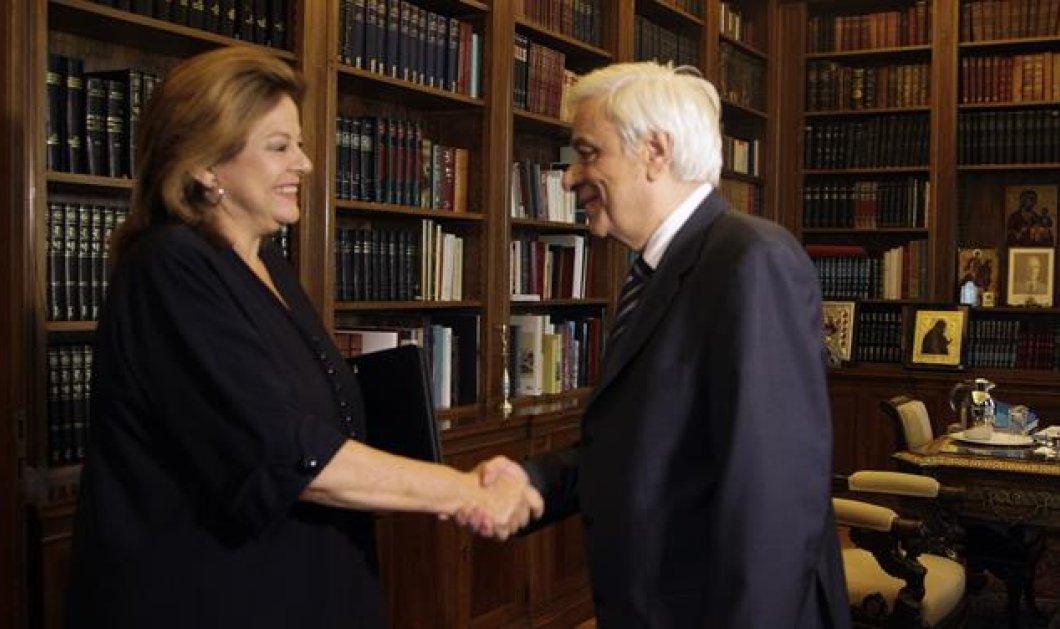 Προκόπης Παυλόπουλος: '' Η Ευρώπη και το ευρώ είναι εθνικός μονόδρομος'' - Κυρίως Φωτογραφία - Gallery - Video