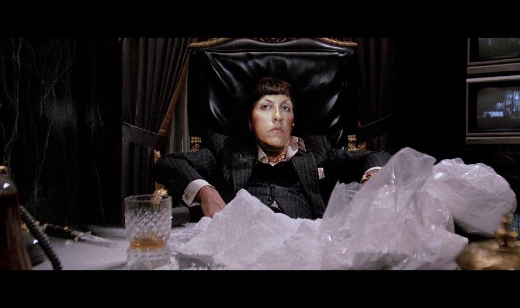 Έχει η Ζωή χιούμορ: 10 διάσημες ταινίες - Remake με τη Ζωή Κωνσταντοπούλου! Barbarella ή Ποκαχόντας;   - Κυρίως Φωτογραφία - Gallery - Video