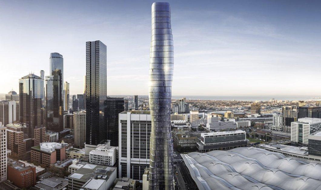 Σέξι ουρανοξύστης με έμπνευση το σωματότυπο  της  Μπιγιονσέ κάνει θραύση  - Κυρίως Φωτογραφία - Gallery - Video