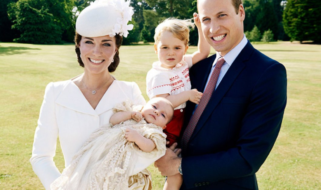 Φώτο - Άλμπουμ του πριγκηποπουλίνου George! Σήμερα 2 ετών το χρυσό μου - Οι πιο χαριτωμένες στιγμές   - Κυρίως Φωτογραφία - Gallery - Video