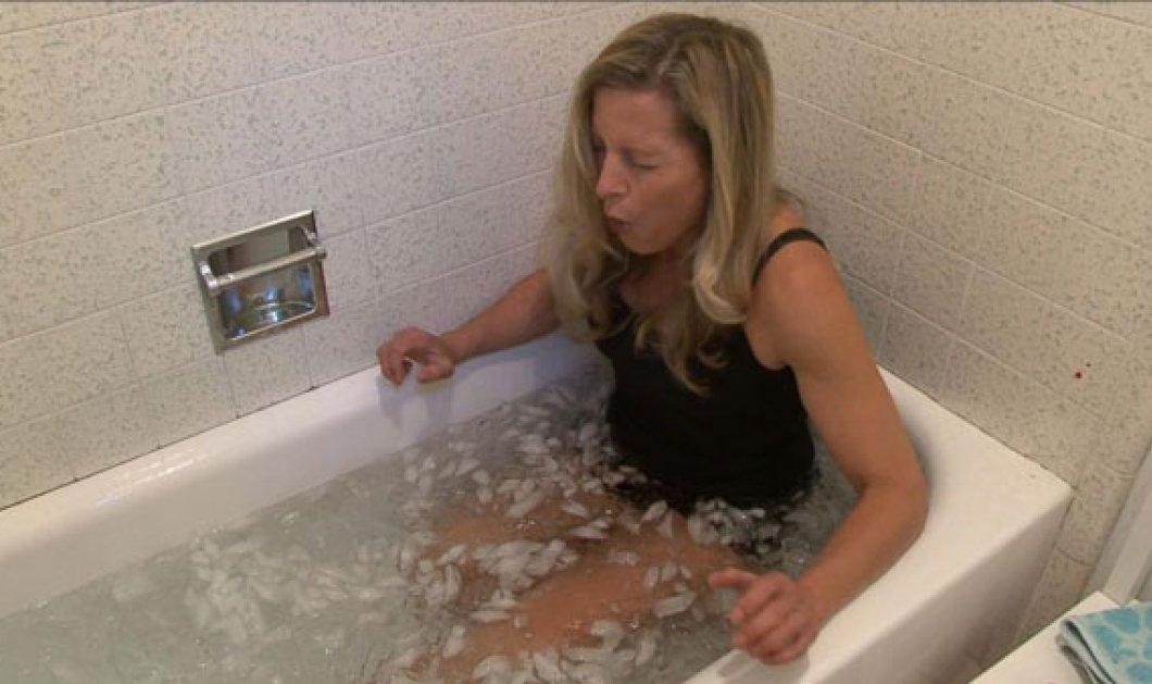 Αυτή είναι η δίαιτα του πάγου! Ξεπαγώνεις σε χιόνι ή ψύκτη & ο μεταβολισμός τρέχει σαν τρελός     - Κυρίως Φωτογραφία - Gallery - Video