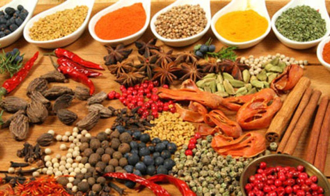 5 αγορές της Αθήνας για μυρωδικά & μπαχαρικά που απογειώνουν τη μαγειρική σας  - Κυρίως Φωτογραφία - Gallery - Video