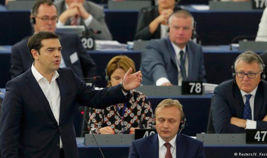Α. Τσίπρας: «Δεν έχω κρυφό σχέδιο εξόδου της Ελλάδας από το ευρώ - Μιλάω με ανοιχτά χαρτιά» - Κυρίως Φωτογραφία - Gallery - Video