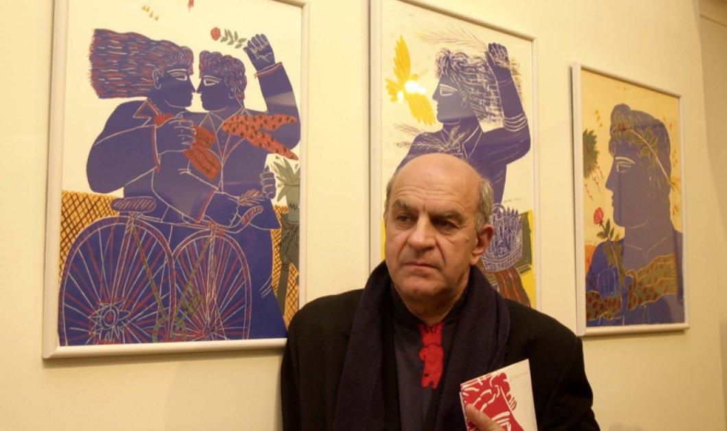 Αλέκος Φασιανός: «Η Ευρώπη είναι η Ελλάδα και η Ελλάδα είναι η Ευρώπη» - Κυρίως Φωτογραφία - Gallery - Video