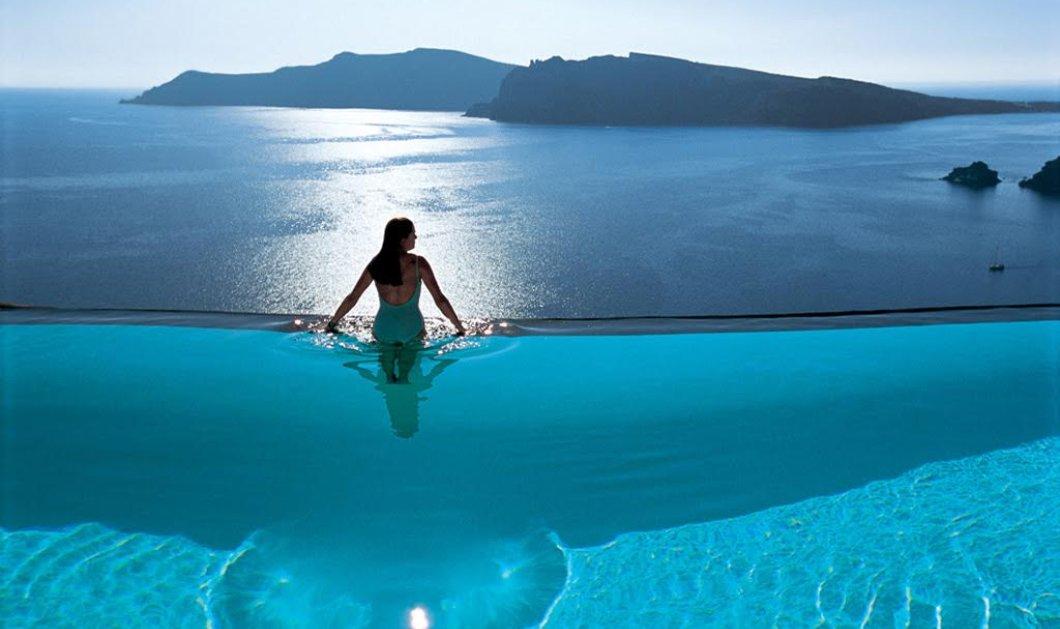 Good News: Η Σαντορίνη ψηφίστηκε το ομορφότερο νησί στην Ευρώπη για το 2015 - Κυρίως Φωτογραφία - Gallery - Video