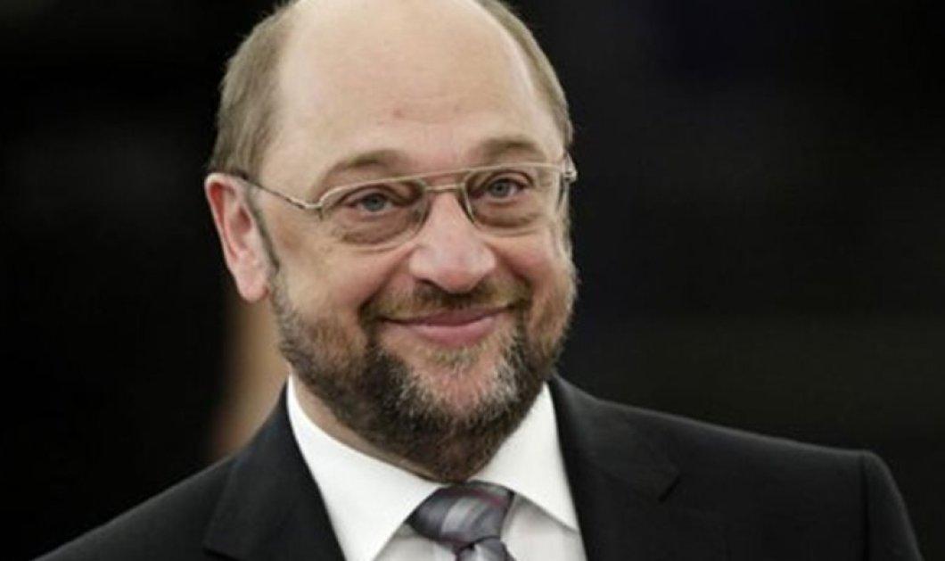 Μάρτιν Σουλτς: Η συμφωνία απέκρουσε τον κίνδυνο Grexit & η Ευρώπη το βάραθρο    - Κυρίως Φωτογραφία - Gallery - Video