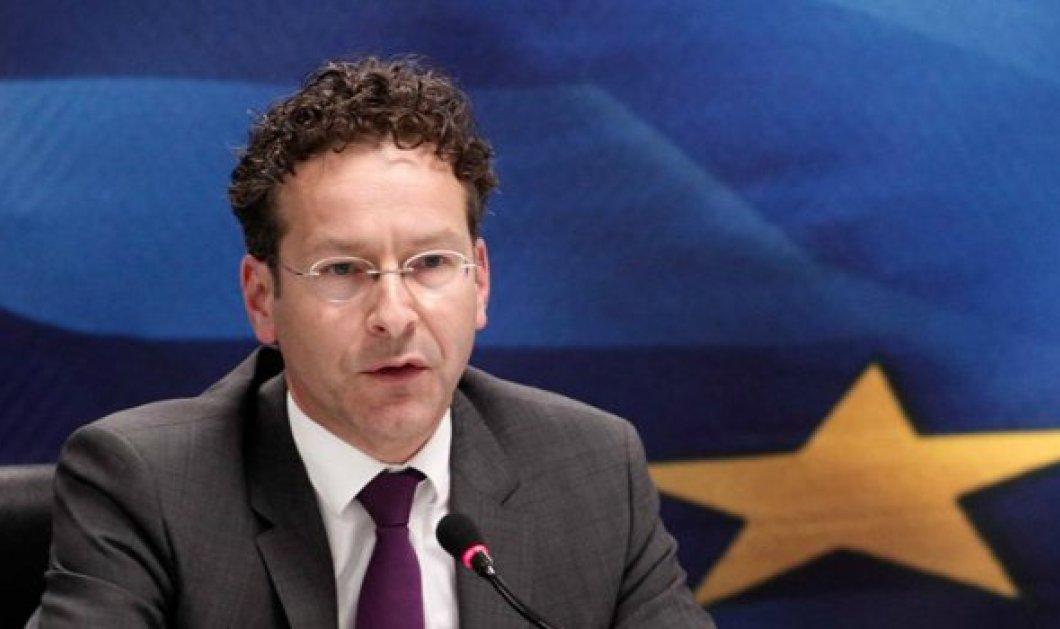 """Επίθεση Ντάισελμπλουμ! """"Αν κάναμε δημοψηφίσματα στην Ευρώπη για την Ελλάδα...""""  - Κυρίως Φωτογραφία - Gallery - Video"""