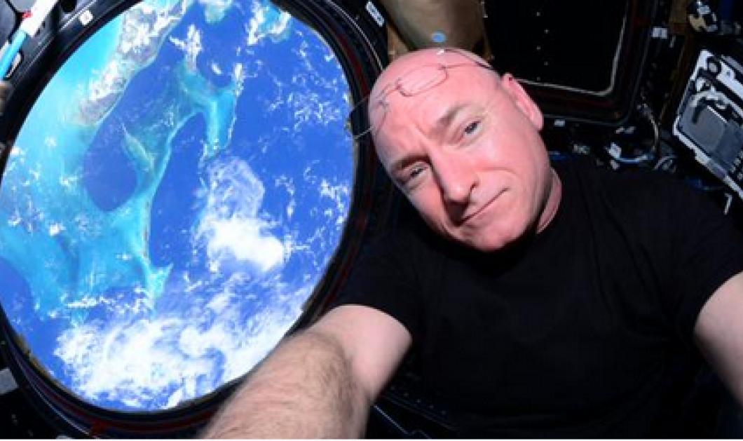 Το συγκινητικό μήνυμα ενός αστροναύτη της NASA από το διάστημα για την Ελλάδα (tweet)  - Κυρίως Φωτογραφία - Gallery - Video