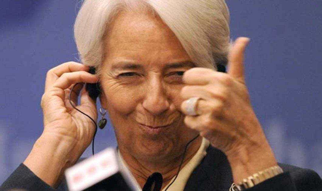 """Ράις του ΔΝΤ: """"Βεβαιώνω ότι η Αθήνα αποπλήρωσε σήμερα με 2 δις όλες τις οφειλές της  - Κυρίως Φωτογραφία - Gallery - Video"""
