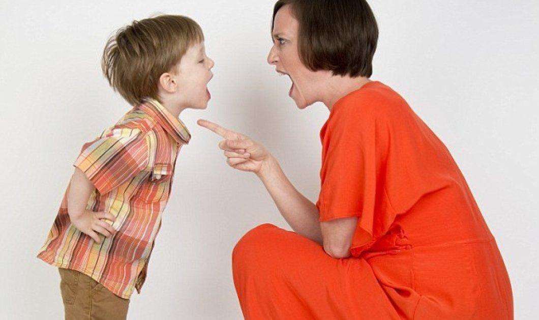 Φωνές και παιδί – Όταν δεν μπορείς να επιβληθείς στο παιδί σου - Κυρίως Φωτογραφία - Gallery - Video