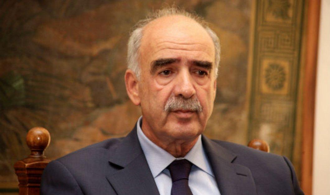 Μεϊμαράκης: «Η ΝΔ θα συμβάλει σε λύση αλλά περιμένουμε και τις προτάσεις Τσίπρα» - Κυρίως Φωτογραφία - Gallery - Video