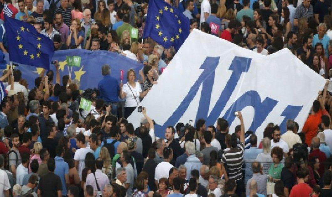 «Μένουμε Ευρώπη»! Αύριο όλοι στο Καλλιμάρμαρο στις 19.30 - Κυρίως Φωτογραφία - Gallery - Video