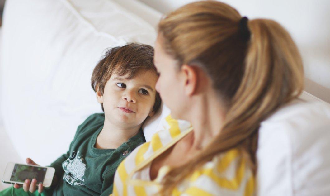 Έρευνες αποκαλύπτουν: Πώς αισθάνονται τα παιδιά όταν ασχολείστε με το κινητό σας - Κυρίως Φωτογραφία - Gallery - Video