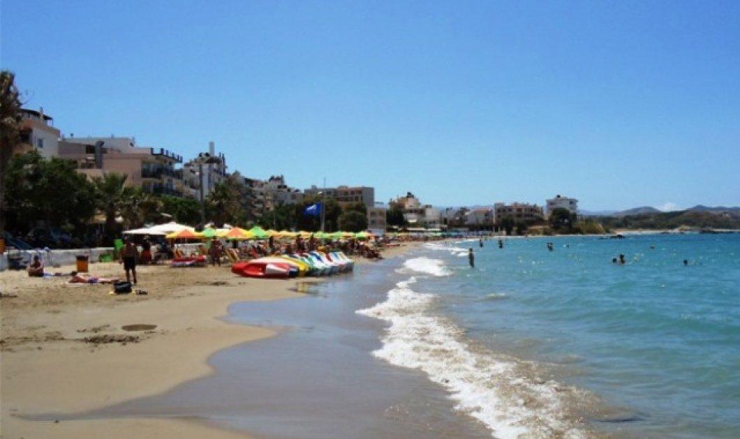 Μωρό εγκαταλείφτηκε μόνο του σε παραλία της Κρήτης  - Κυρίως Φωτογραφία - Gallery - Video