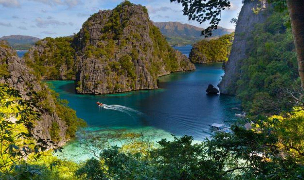 Αυτό είναι το ομορφότερο νησί στον κόσμο: Συγκλονιστικές παραλίες & διάφανα νερά - Σαν καρτ ποστάλ  - Κυρίως Φωτογραφία - Gallery - Video