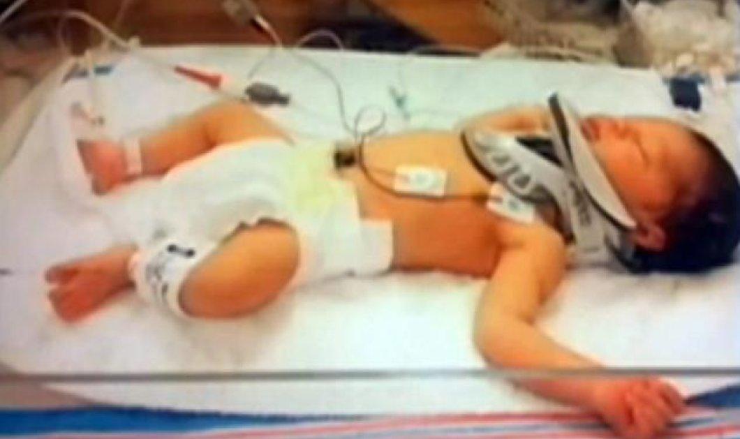 Απίστευτο περιστατικό στο Πίτσμπεργκ των ΗΠΑ: Νοσοκόμα αποκοιμήθηκε & το νεογέννητο της έπεσε από τα χέρια - Κυρίως Φωτογραφία - Gallery - Video