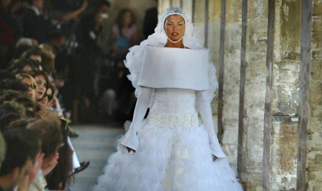 Αξέχαστα νυφικά Chanel: Δείτε τα ωραιότερα όλων των εποχών δια χειρός του κορυφαίου Karl Lagerfeld  - Κυρίως Φωτογραφία - Gallery - Video