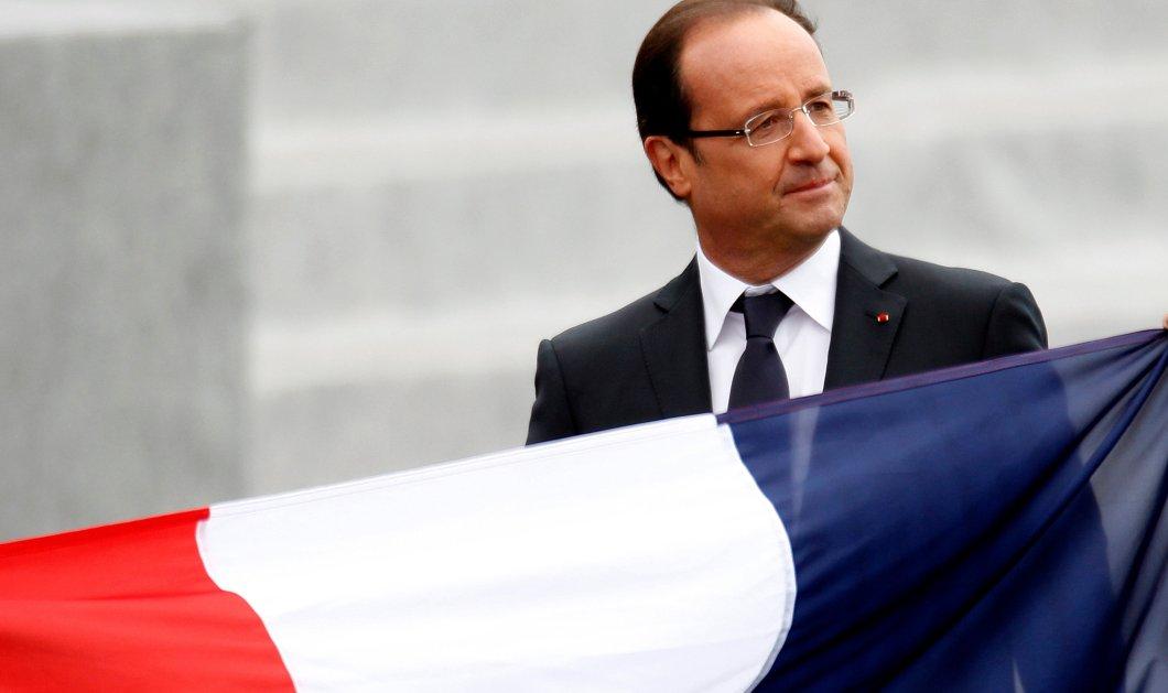 Ολάντ: Επανίδρυση της ευρωζώνης - Στην εμπροσθοφυλακή η Γαλλία  - Κυρίως Φωτογραφία - Gallery - Video