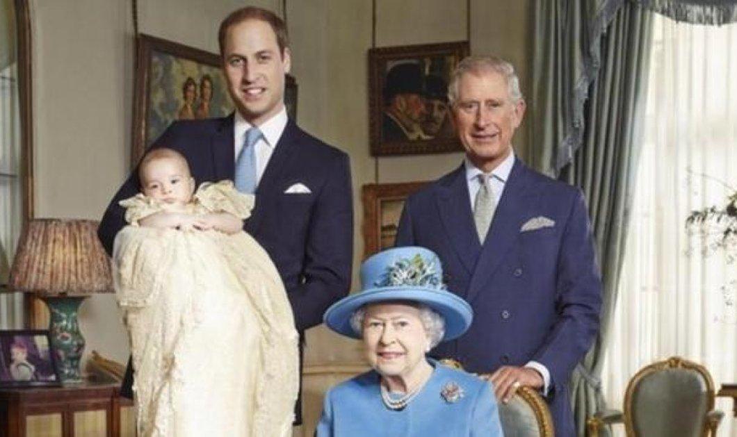 Ο Πρίγκιπας George  βγαίνει επιτέλους βόλτα με τον παππού του Κάρολο - Το άλλο σόι τον βλέπει πιο συχνά  - Κυρίως Φωτογραφία - Gallery - Video