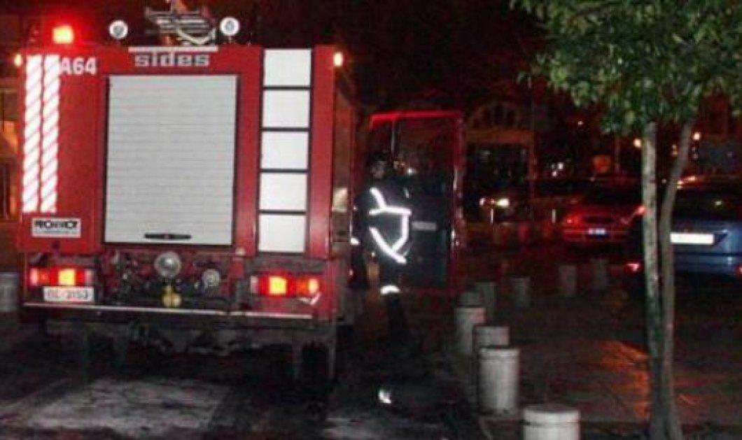 Σύλληψη δύο ατόμων για την πυρκαγιά στον Βύρωνα - Κυρίως Φωτογραφία - Gallery - Video