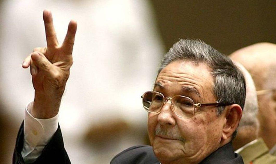 Συγχαρητήρια Ραούλ Κάστρο σε Αλέξη Τσίπρα για τη νίκη του «Οχι»  - Κυρίως Φωτογραφία - Gallery - Video