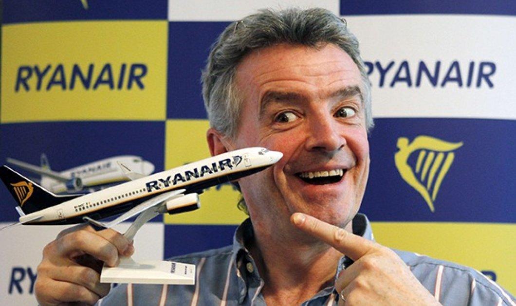 O εκκεντρικός CEO της Ryanair: Ο ελληνικός λαός εξέλεξε «ένα μάτσο παλαβούς» - Τραγική η κατάσταση της χώρας - Κυρίως Φωτογραφία - Gallery - Video