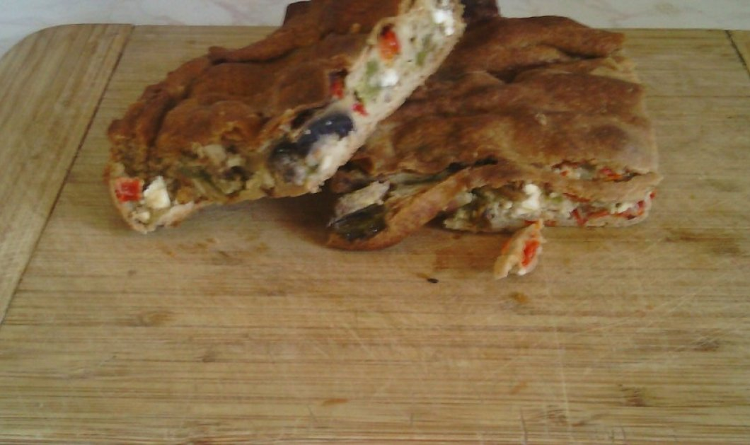 Λαχταριστή μανιταρόπιτα από τον Άκη Πετρετζίκη στο φούρνο σας! - Κυρίως Φωτογραφία - Gallery - Video