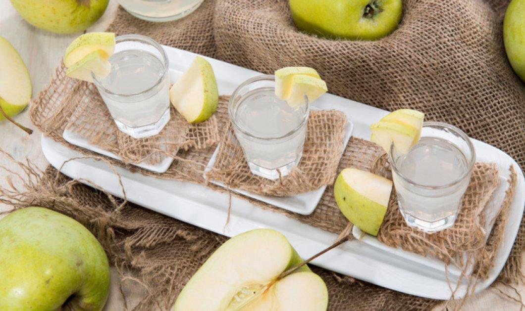 Ο Άκης Πετρετζίκης απογειώνει την βραδιά σας: Φανταστικό Apple Brandy Cocktail  - Κυρίως Φωτογραφία - Gallery - Video