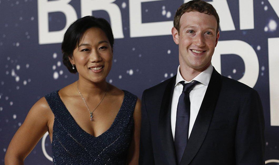 """Ο Μαρκ Ζούκεμπεργκ στο Facebook φυσικά: """"Γίνομαι πατέρας μετά 3 αποβολές!    - Κυρίως Φωτογραφία - Gallery - Video"""