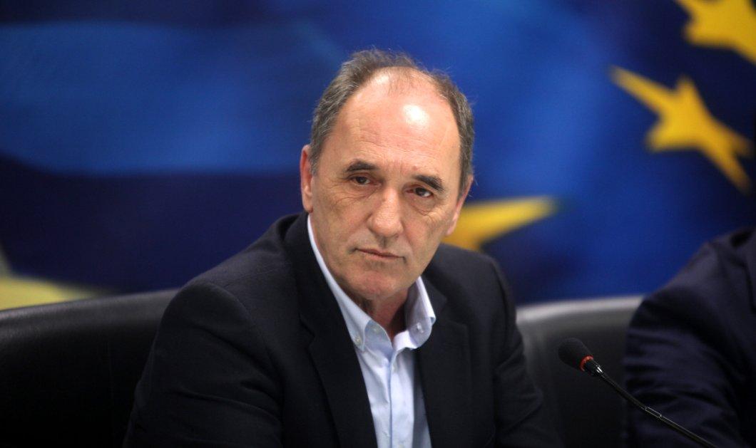 Γ. Σταθάκης: ''Αν η ΕΚΤ διατηρήσει τον ELA, τα ΑΤΜ θα βγάζουν 60 ευρώ ως την Παρασκευή'' - Κυρίως Φωτογραφία - Gallery - Video