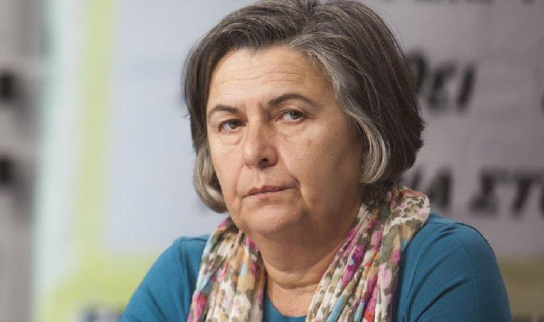 Χαραλαμπίδου: «Δεν θα ψηφίσω ένα 3ο σκληρότερο μνημόνιο» - Κυρίως Φωτογραφία - Gallery - Video