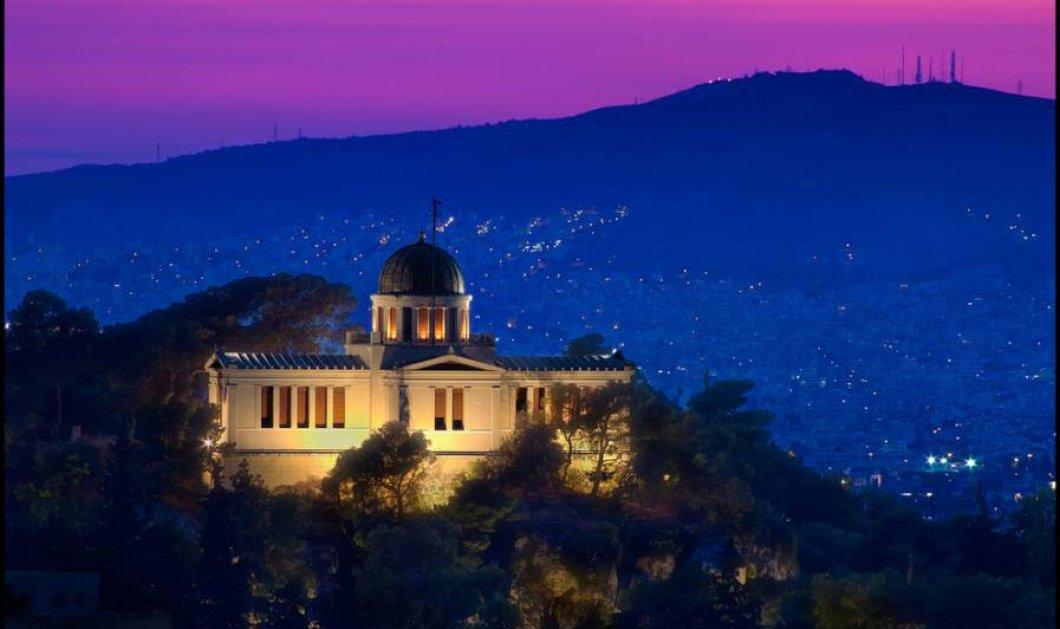 Παρακολουθήστε live μέσω δορυφόρων την εξάπλωση των πυρκαγιών  από το Αστεροσκοπείο Αθηνών - Κυρίως Φωτογραφία - Gallery - Video