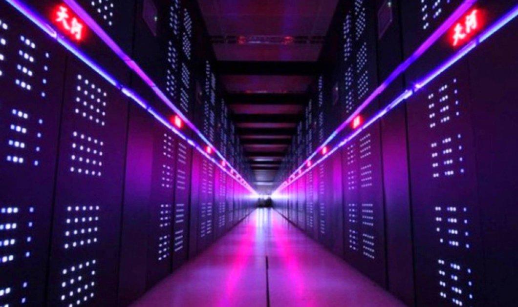 """Αris ο """"Έλληνας""""- υπολογιστής & «καμάρι» του ΕΔΕΤ στους 500 ισχυρότερους υπολογιστές στον κόσμο  - Κυρίως Φωτογραφία - Gallery - Video"""