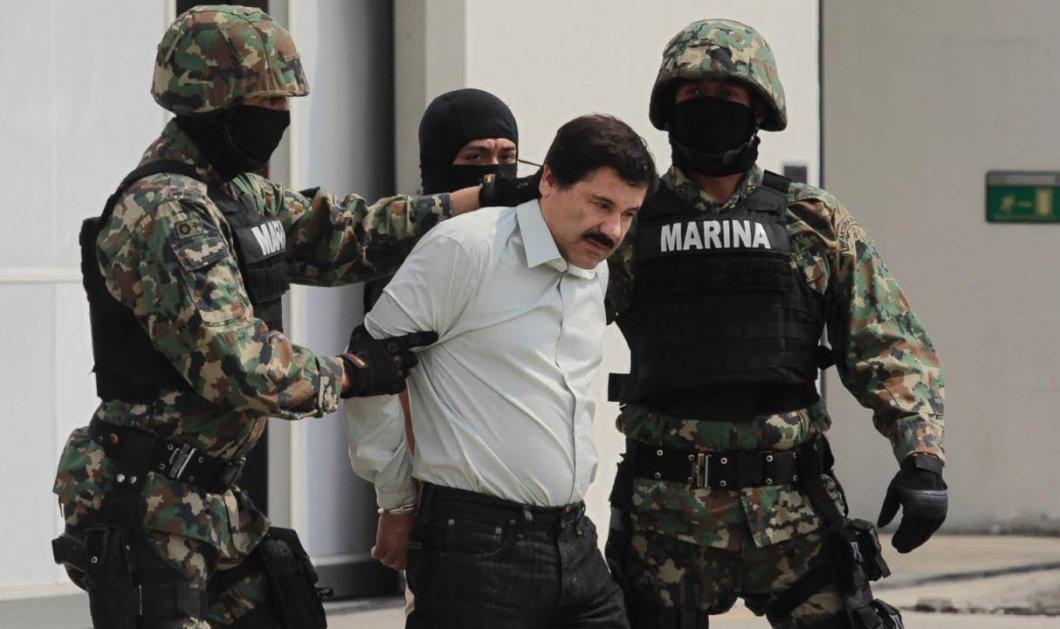 Βίντεο: Λεπτό προς λεπτό η κινηματογραφική απόδραση του Μεξικανού βαρώνου ναρκωτικών «Ελ Τσάπο» - Κυρίως Φωτογραφία - Gallery - Video