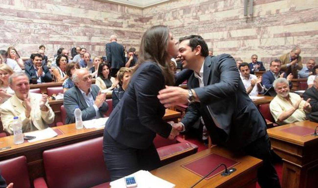 39 βουλευτές του ΣΥΡΙΖΑ δεν ψήφισαν την συμφωνία  - Κυρίως Φωτογραφία - Gallery - Video