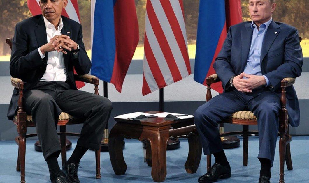Tι gentleman! Ο Πούτιν ευχήθηκε στον Ομπάμα για την 4η Ιουλίου - Και τι δεν του είπε! - Κυρίως Φωτογραφία - Gallery - Video