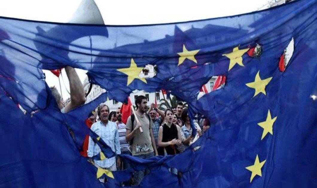 Α. Παπαχελάς - 2 κίνδυνοι: Ανθελληνισμός  ισχυρών  της Ευρωζώνης & αντιευρωπαϊσμός ελληνικής κοινωνίας   - Κυρίως Φωτογραφία - Gallery - Video