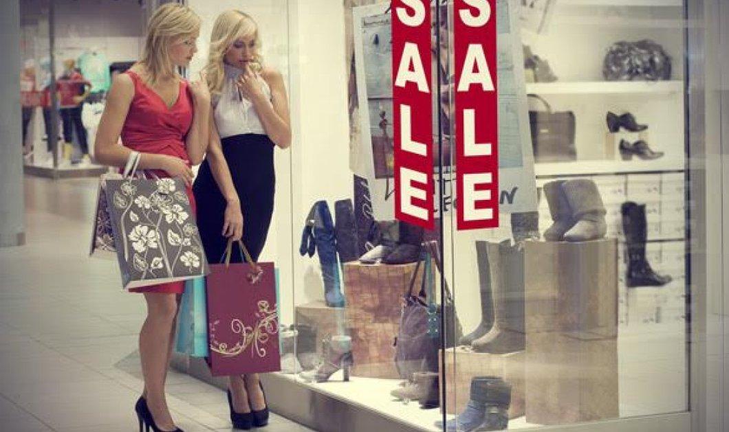 Και μετά τη συμφωνία - Shopping! Γέμισε η Ερμού με καταναλωτές που σπεύδουν στις εκπτώσεις  - Κυρίως Φωτογραφία - Gallery - Video