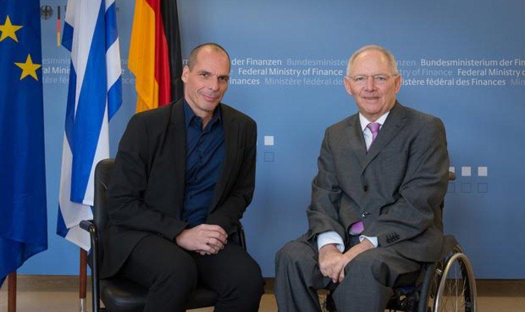 """Ο Σόιμπλε ήταν έτοιμος να δώσει 50 δισ. στην Ελλάδα για Grexit"""" - Τι άλλο θα διαβάσω η γυναίκα; - Κυρίως Φωτογραφία - Gallery - Video"""